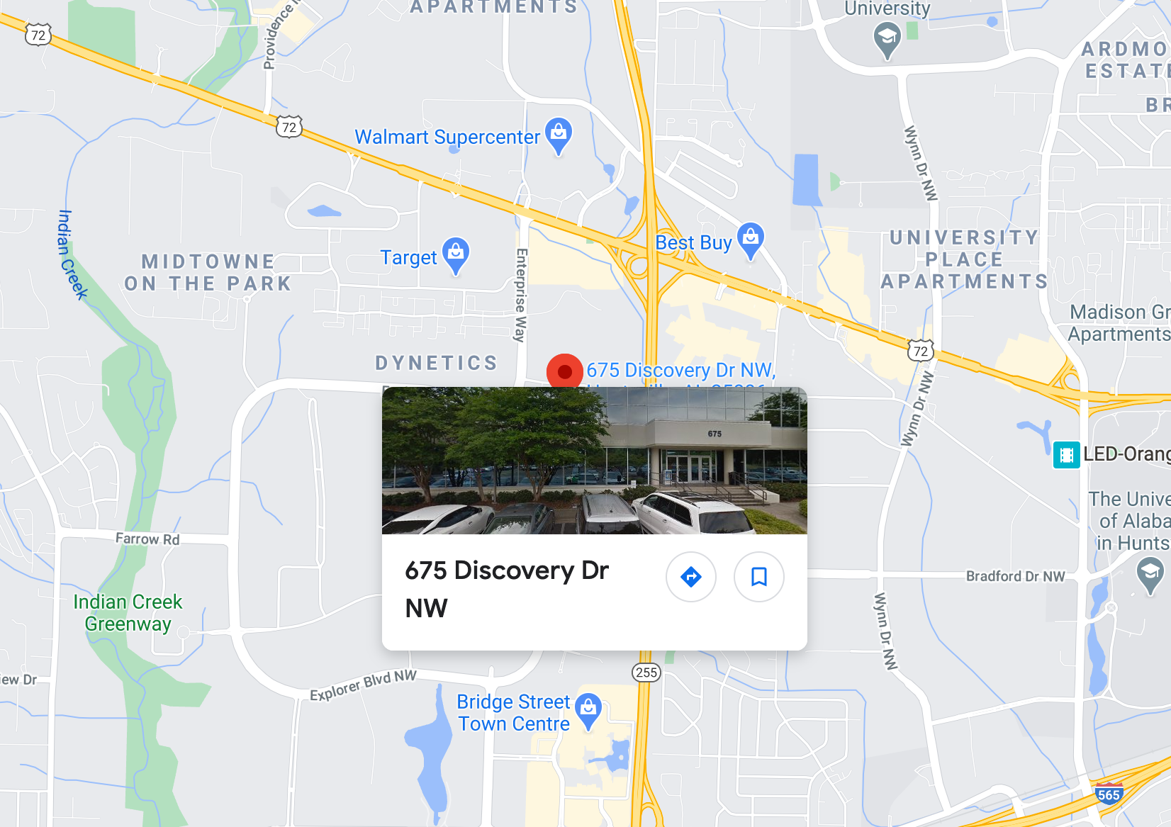 675 Discovery Drive, Huntsville